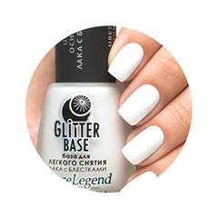 Базы Dance Legend Glitter Base White (Цвет White)