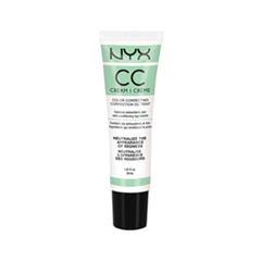 CC крем NYX Professional Makeup Color Correcting Cream 01 (Цвет 01 Green - Light/Medium variant_hex_name F3C1A0)