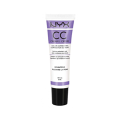 CC крем NYX Professional Makeup Color Correcting Cream 04 (Цвет 04 Lavender - Medium/Deep variant_hex_name FBD9AB)