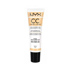 CC крем NYX Professional Makeup Color Correcting Cream 05 (Цвет 05 Peach - Light/Medium variant_hex_name FBD9AC)