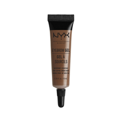 цена на Гель для бровей NYX Professional Makeup Eyebrow Gel EBG02 (Цвет 02 Chocolate variant_hex_name 835D4A)