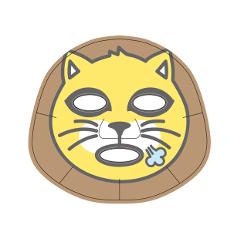 Тканевая маска Skin79 Animal Mask For Angry Cat (Объем 23 г)