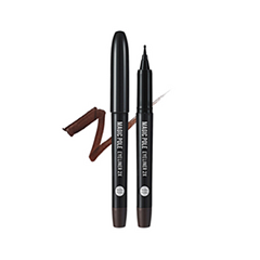Подводка Holika Holika Magic Pole Eye Liner 2X 02 (Цвет 02 Brown variant_hex_name 39251E)