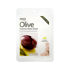 Тканевая маска La Miso Olive Essence Mask Sheet
