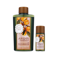 Масло Confume Argan Набор Argan Treatment Oil (Объем 120+25 мл) маска kativa argan oil intensive repair treatment объем 35 г