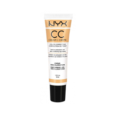 CC крем NYX Professional Makeup Color Correcting Cream 06 (Цвет 06 Peach - Medium/Deep variant_hex_name F0B983)