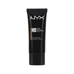 Тональная основа NYX Professional Makeup High Definition Foundation 106 (Цвет 06 Natural Beige variant_hex_name BA9169)