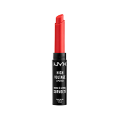 Помада NYX Professional Makeup High Voltage Lipstick 22 (Цвет 22 Rock Star variant_hex_name FD4A40)