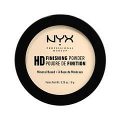 Пудра NYX Professional Makeup Фиксирующая пудра High Definition Finishing Powder 02 (Цвет 02 Banana variant_hex_name EBDBBA)