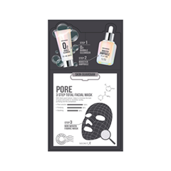 �������� ����� Secret A Skin Guardian Pore 3 Step Total Facial Mask