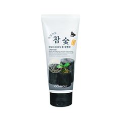 ����� FoodaHolic Charcoal Daily Purifying Foam Cleansing (����� 180 ��)