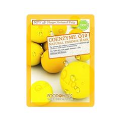 �������� ����� FoodaHolic Coyemzyme Q10 Natural Essence 3D Mask (����� 23 �)