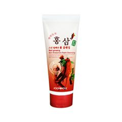 Пенка FoodaHolic Red Ginseng Skin Relaxing Foam Cleansing (Объем 180 мл)
