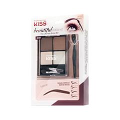 ����� ��� ������ Kiss Beautiful Brow Kit (���� KPLK02C)