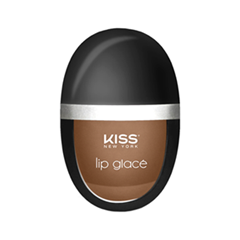 Блеск для губ Kiss Lip Glace KLLG04 (Цвет KLLG04 Natural Lip variant_hex_name C56A52)