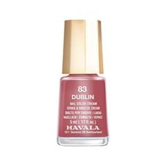 Лак для ногтей Mavala Symphonic Color's 83 (Цвет 83 Dublin