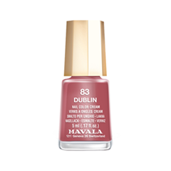 Лак для ногтей Mavala Symphonic Color's 83 (Цвет 83 Dublin variant_hex_name AE565F) лак для ногтей mavala so chic color s collection 367 цвет 367 feminine variant hex name b37d7d