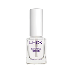 Топы nailLOOK Extended Shine (Объем 13 мл)