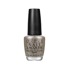 Лак для ногтей OPI Nail Lacquer Starlight Collection Super Star Status (Цвет Super Star Status variant_hex_name BAB4AD)