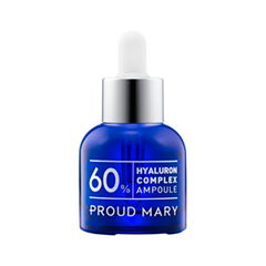 ��������� Proud Mary 60% Hyaluron Complex Ampoule (����� 50 ��)