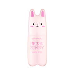 Спрей Tony Moly Pocket Bunny Moist Mist #2 (Объем 60 мл) спрей tony moly pure eco bamboo fresh water soothing mist объем 80 мл