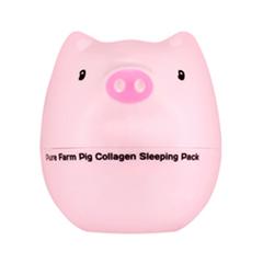 Ночная маска Tony Moly Pure Farm Pig Collagen Sleeping Pack (Объем 80 мл)