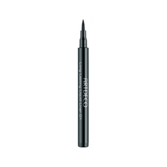 Подводка Artdeco Long Lasting Liquid Liner 1 (Цвет 01 Black variant_hex_name 000000)