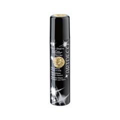 Макияж Artdeco Спрей для волос и тела с блестками Glam Stars Glitter Spray 03 (Цвет 03 Gold variant_hex_name B19C65)