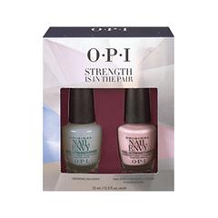 Набор для маникюра OPI Набор для укрепления ногтей Strength in Color
