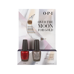 ����� ��� �������� OPI ����� Over the Moon for Gold �1