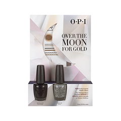 ����� ��� �������� OPI ����� Over the Moon for Gold �2