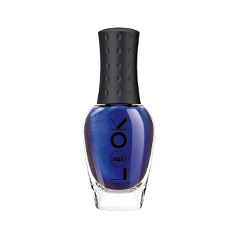 ��� ��� ������ NailLOOK ColorFOIL 31356 (���� Stormy Blue)