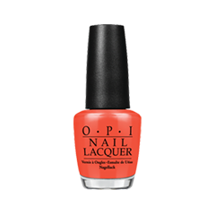 Лак для ногтей OPI Hong Kong Collection H47 (Цвет H47 A Good Man-Darin Is Hard To Find variant_hex_name EC6138)