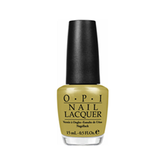 Лак для ногтей OPI Nail Lacquer Germany Collection G17 (Цвет G17 Dont Talk Bach to Me variant_hex_name B19E51)