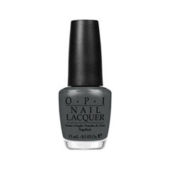 Лак для ногтей OPI Nail Lacquer Germany Collection G21 (Цвет G21 Nein! Nein! Nein! OK Fine! variant_hex_name 4F5354)