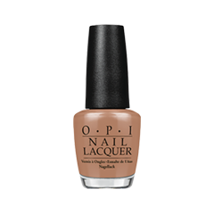 Лак для ногтей OPI Nail Lacquer Nordic Collection N39 (Цвет N39 Going My Way or Norway? variant_hex_name B68769)