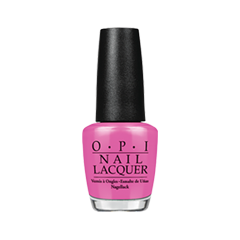 Лак для ногтей OPI Nail Lacquer Nordic Collection N46 (Цвет N46 Suzi Has a Swede Tooth variant_hex_name D75EA3)