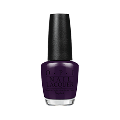 Лак для ногтей OPI Nail Lacquer Nordic Collection N49 (Цвет N49 Viking in a Vinter Vonderland variant_hex_name 2A132F)