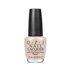 Лак для ногтей OPI Nail Lacquer Oz Collection T59 (Цвет T59 Glints of Glinda variant_hex_name D1B4A2)