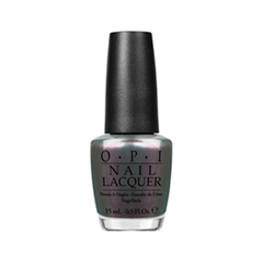 Лак для ногтей OPI Nail Lacquer San Francisco Collection F56 (Цвет F56 Peace  OPI variant_hex_name 383E3E)