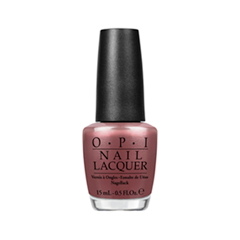 Лак для ногтей OPI Nail Lacquer San Francisco Collection F60 (Цвет F60 I Knead Sour-Dough variant_hex_name 621622)