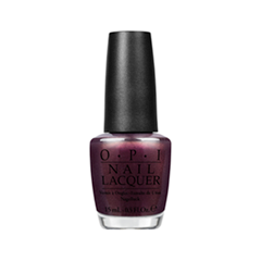 Лак для ногтей OPI Nail Lacquer San Francisco Collection F61 (Цвет F61 Muir Muir on the Wall variant_hex_name 80454B)