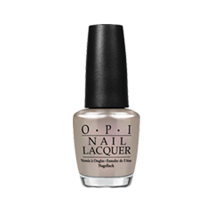 Лак для ногтей OPI Nail Lacquer Soft Shades Collection T67 (Цвет T67 This Silvers Mine! variant_hex_name AB9796)