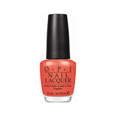 Лак для ногтей OPI Nail Lacquer Touring America Collection T23 (Цвет T23 Are We There Yet?)