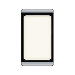 Тени для век Artdeco Eyeshadow Matt 512 (Цвет 512 Matt White variant_hex_name FBF6F0)