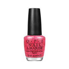 Лак для ногтей OPI Brights 2015 Collection NLA71 (Цвет NLA71 On Pinks  Needles variant_hex_name EF6078)