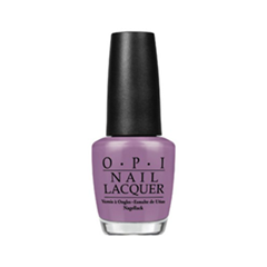 Лак для ногтей OPI Miss Universe U09 (Цвет U09 Im Feeling Sashy variant_hex_name 876484)