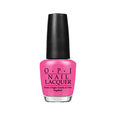 Лак для ногтей OPI Mod About Brights Collection NLB68 (Цвет NLB68 That's Hot! Pink variant_hex_name ED5194)