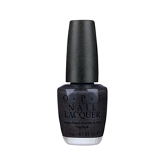 Лак для ногтей OPI Nail Lacquer Brights Collection NLB59 (Цвет NLB59 My Private Jet variant_hex_name 24262B) лак для ногтей opi holland collection h63 цвет h63 vampsterdam variant hex name 3a122a