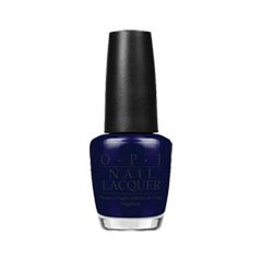 Лак для ногтей OPI Nail Lacquer Brights Collection NLB60 (Цвет NLB60 Light My Sapphire variant_hex_name 151435)